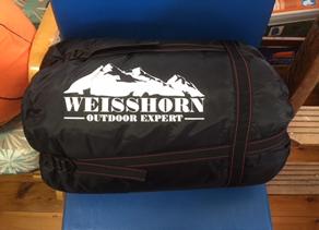 larger sleeping bag
