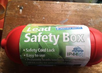 safety box list